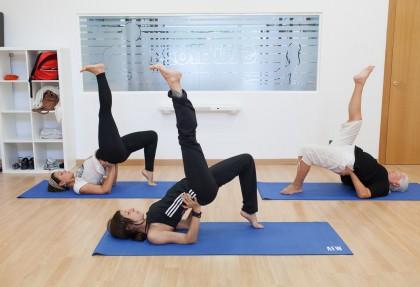 Yoga Dinámico y Yoga Integral en Studio24 con Irina Nyuk